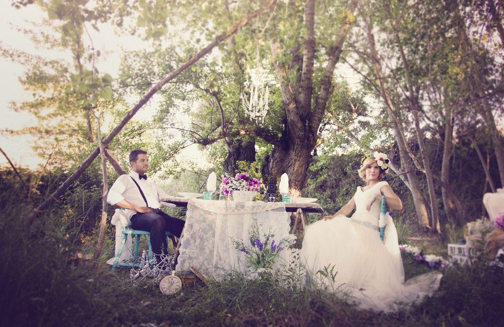 Imagen 3 del trabajo Una pareja de cuento  ..............................